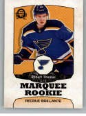 2018-19 O-Pee-Chee (OPC) Update Retro #638 Robert Thomas RC Rookie Card St. Louis Blues