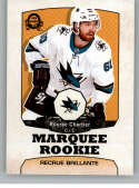 2018-19 O-Pee-Chee (OPC) Update Retro #642 Rourke Chartier RC Rookie Card San Jose Sharks