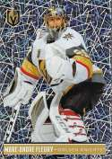 2018-19 Panini NHL Stickers Collection #478 Marc-Andre Fleury Foil Vegas Golden Knights  Official Hockey Sticker (smaller than a regular card)