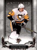 2018-19 Upper Deck Artifacts #4 Evgeni Malkin NM-MT Pittsburgh Penguins  Official NHL Hockey Card