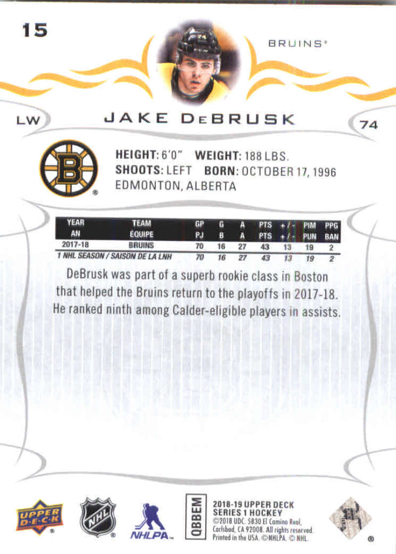 2018-19-Upper-Deck-Hockey-Series-1-Pick-A-Player thumbnail 31