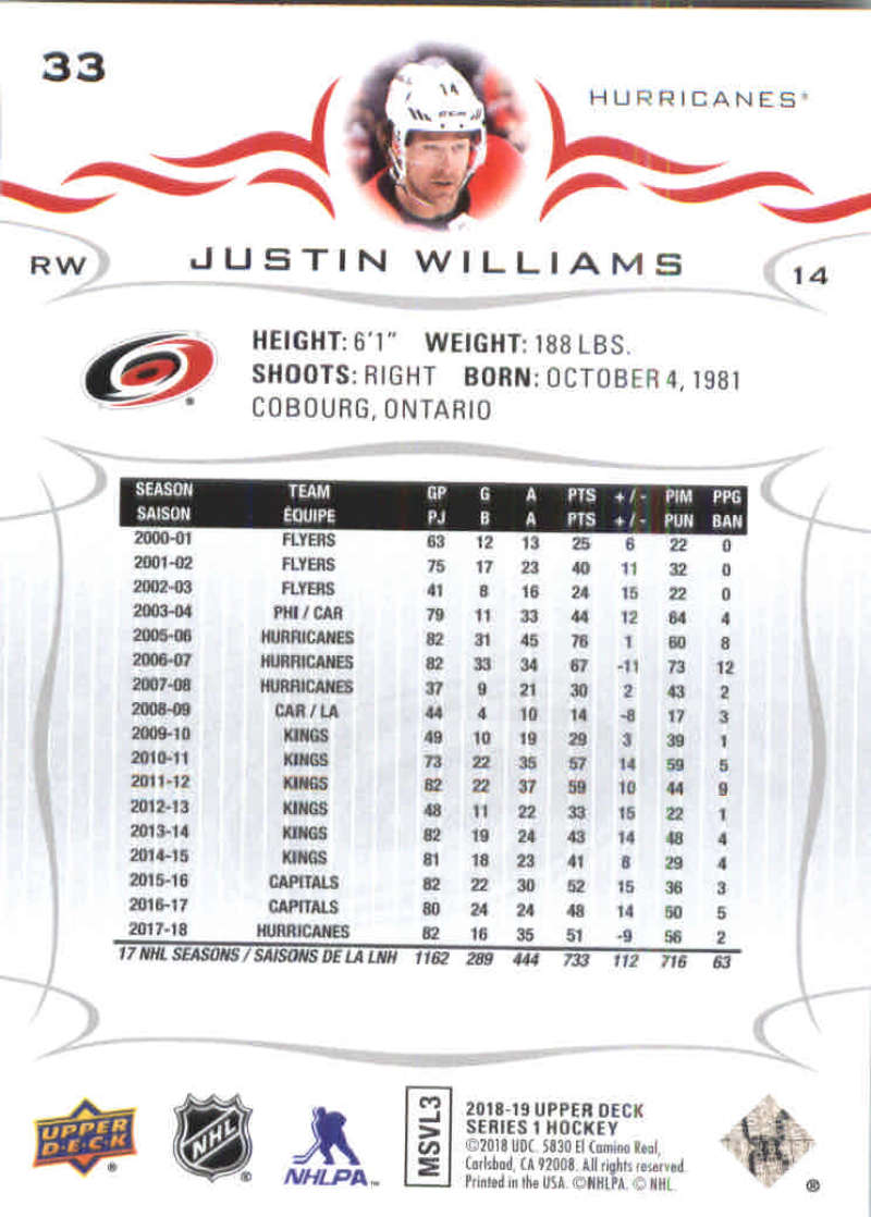 2018-19-Upper-Deck-Hockey-Base-w-Young-Guns-RC-1-250-Pick-Your-Cards-Lot thumbnail 67