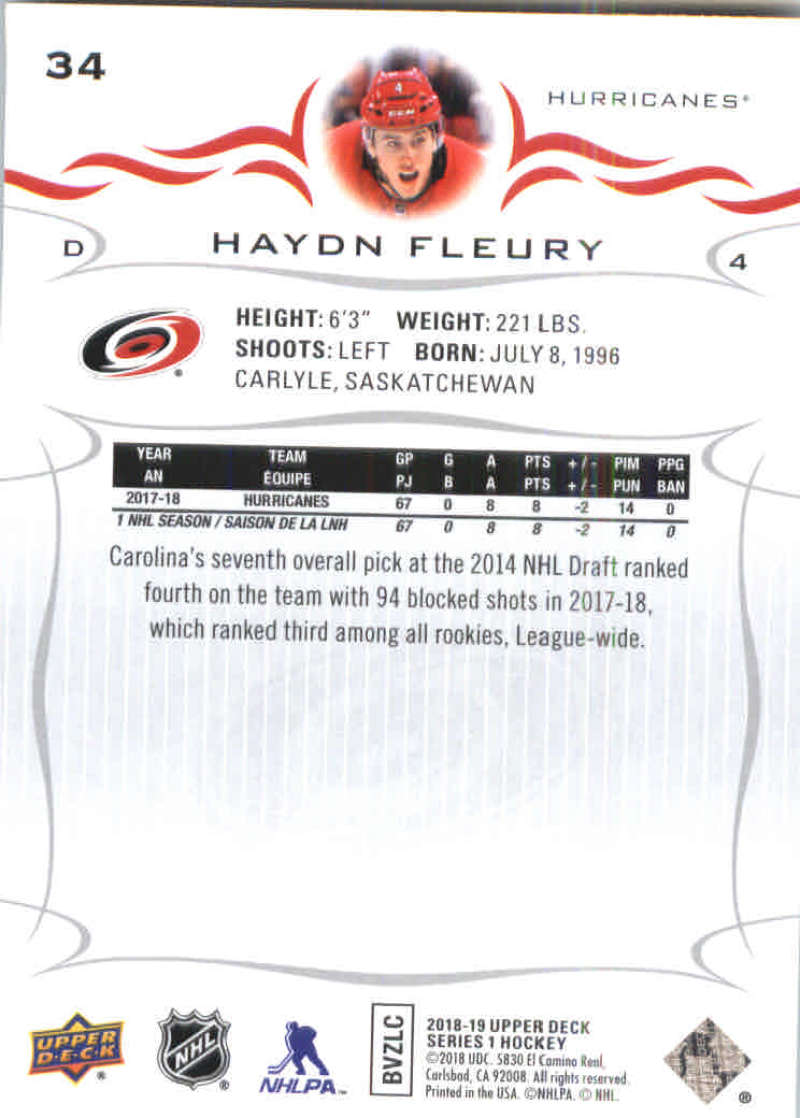 2018-19-Upper-Deck-Hockey-Base-w-Young-Guns-RC-1-250-Pick-Your-Cards-Lot thumbnail 69
