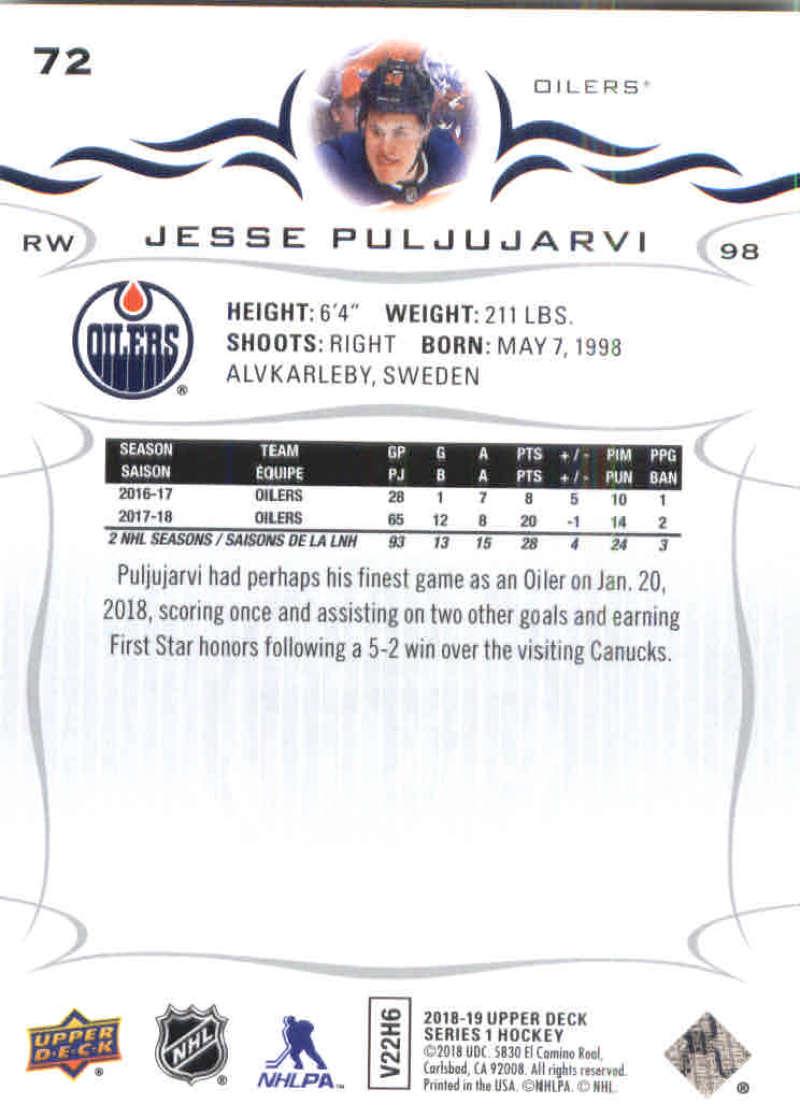 2018-19-Upper-Deck-Hockey-Series-1-Pick-A-Player thumbnail 143