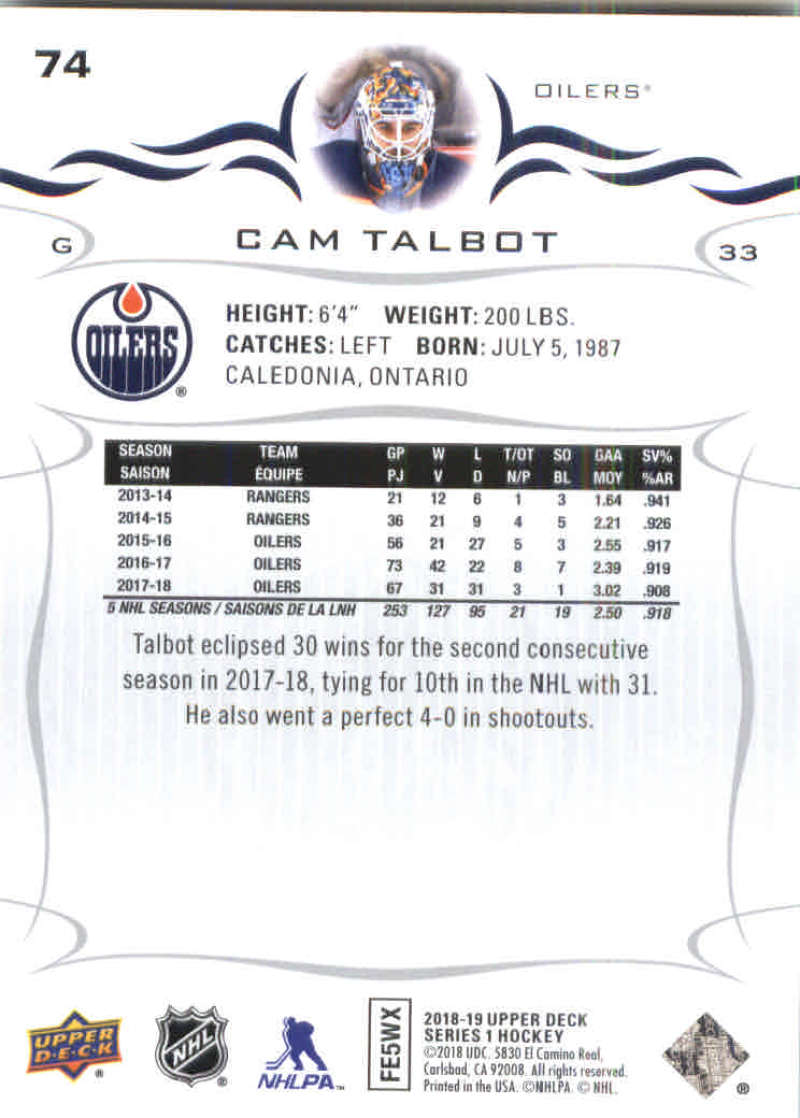 2018-19-Upper-Deck-Hockey-Base-w-Young-Guns-RC-1-250-Pick-Your-Cards-Lot thumbnail 149