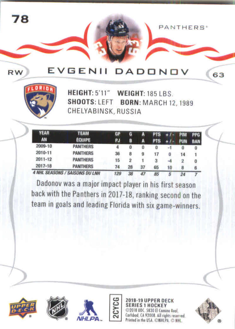 2018-19-Upper-Deck-Hockey-Base-w-Young-Guns-RC-1-250-Pick-Your-Cards-Lot thumbnail 157