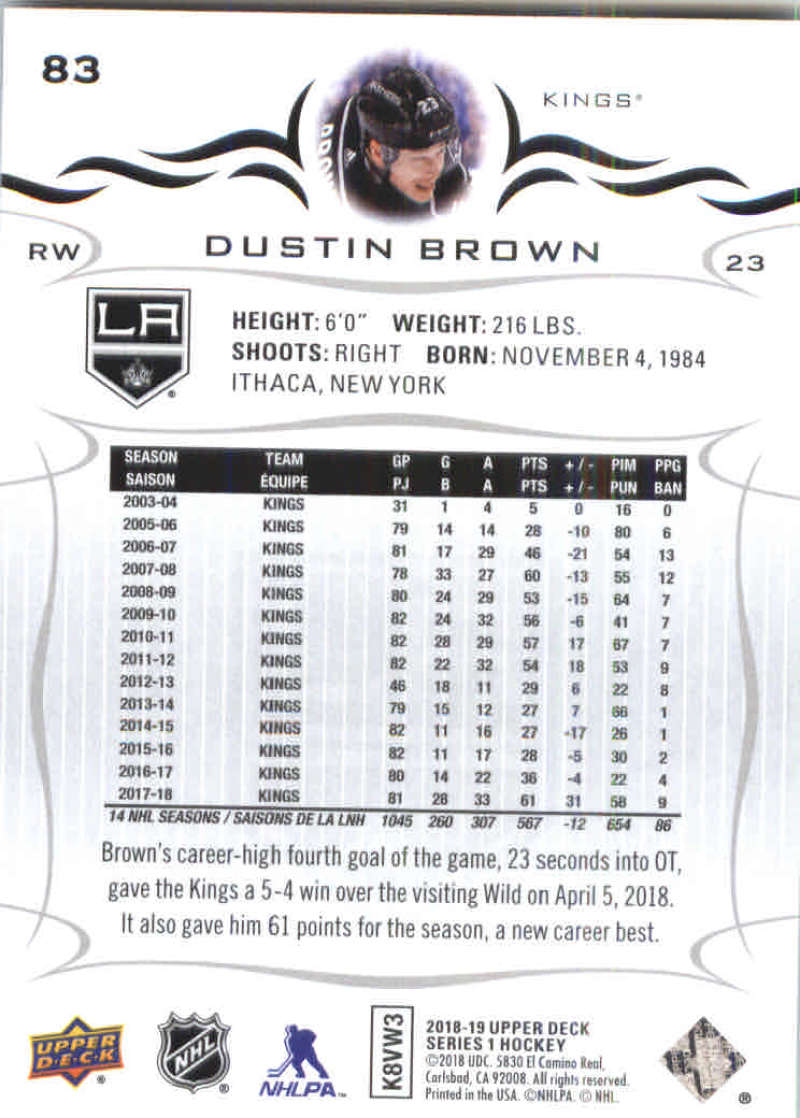 2018-19-Upper-Deck-Hockey-Base-w-Young-Guns-RC-1-250-Pick-Your-Cards-Lot thumbnail 167