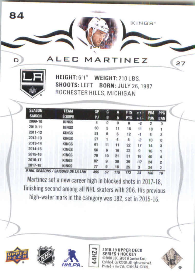 2018-19-Upper-Deck-Hockey-Base-w-Young-Guns-RC-1-250-Pick-Your-Cards-Lot thumbnail 169