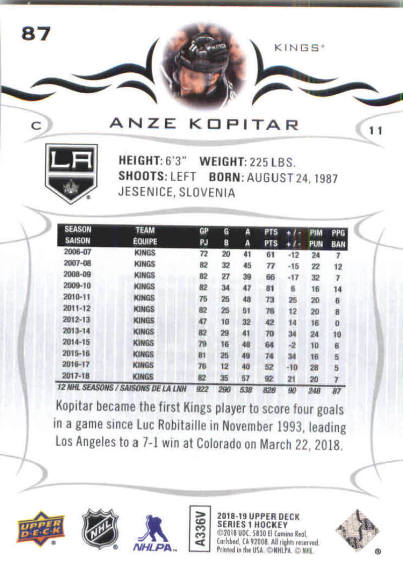 2018-19-Upper-Deck-Hockey-Base-w-Young-Guns-RC-1-250-Pick-Your-Cards-Lot thumbnail 175