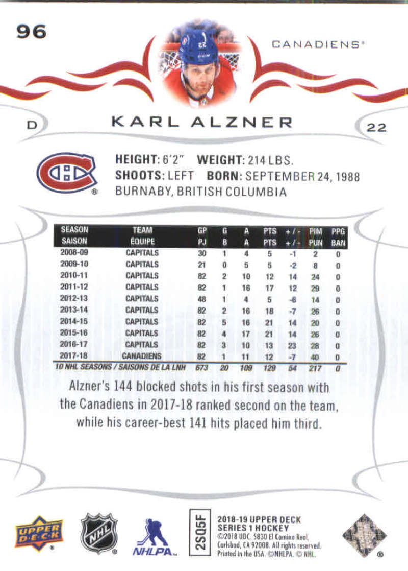 2018-19-Upper-Deck-Hockey-Base-w-Young-Guns-RC-1-250-Pick-Your-Cards-Lot thumbnail 193