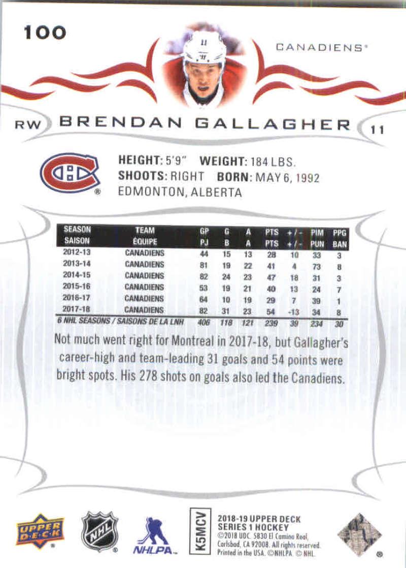 2018-19-Upper-Deck-Hockey-Series-1-Pick-A-Player thumbnail 199