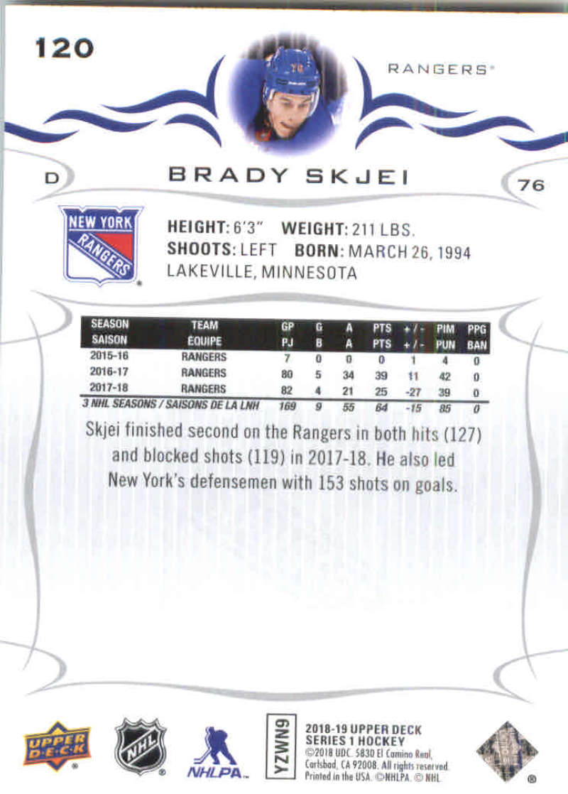 2018-19-Upper-Deck-Hockey-Base-w-Young-Guns-RC-1-250-Pick-Your-Cards-Lot thumbnail 241