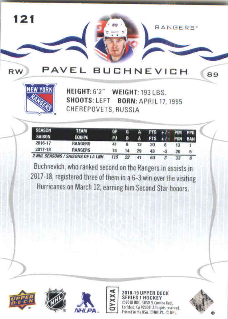 2018-19-Upper-Deck-Hockey-Base-w-Young-Guns-RC-1-250-Pick-Your-Cards-Lot thumbnail 243