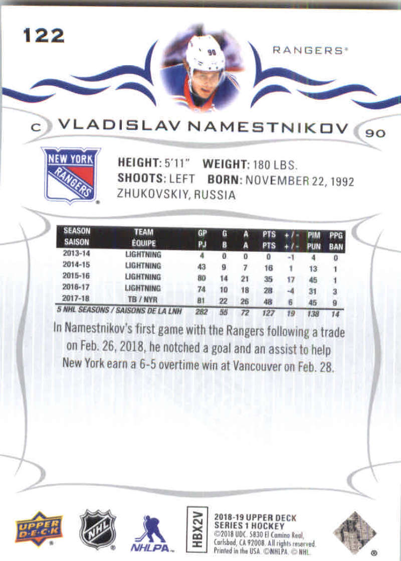 2018-19-Upper-Deck-Hockey-Base-w-Young-Guns-RC-1-250-Pick-Your-Cards-Lot thumbnail 245
