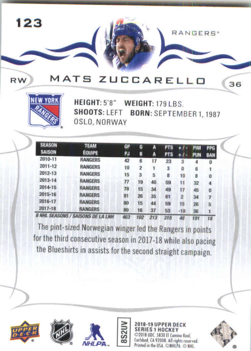 2018-19-Upper-Deck-Hockey-Base-w-Young-Guns-RC-1-250-Pick-Your-Cards-Lot thumbnail 247
