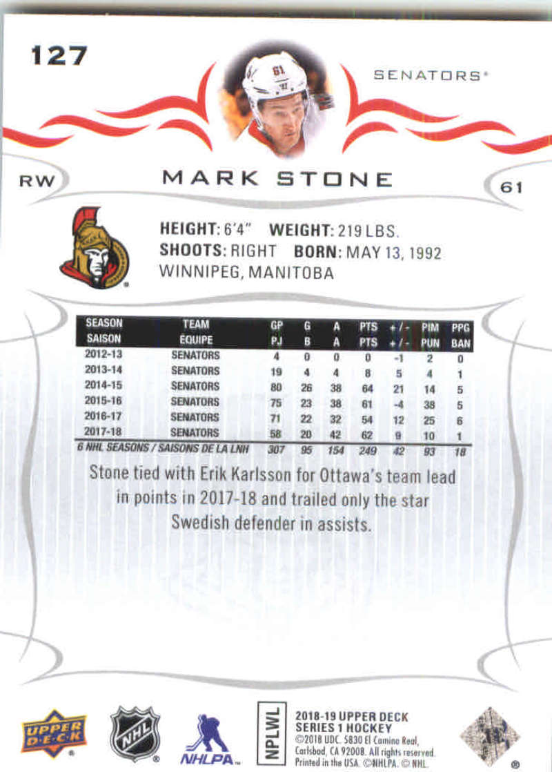 2018-19-Upper-Deck-Hockey-Base-w-Young-Guns-RC-1-250-Pick-Your-Cards-Lot thumbnail 255