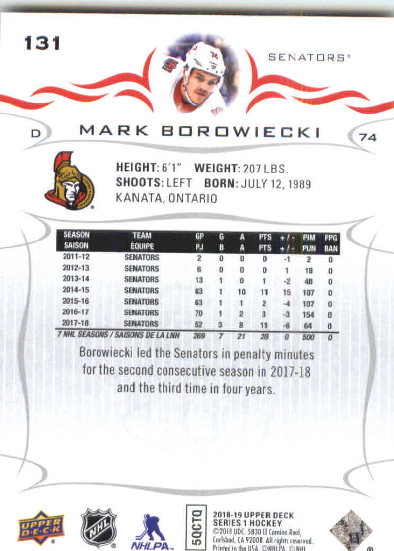 2018-19-Upper-Deck-Hockey-Series-1-Pick-A-Player thumbnail 261