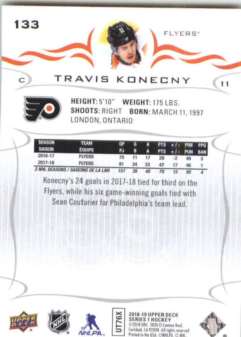 2018-19-Upper-Deck-Hockey-Base-w-Young-Guns-RC-1-250-Pick-Your-Cards-Lot thumbnail 267