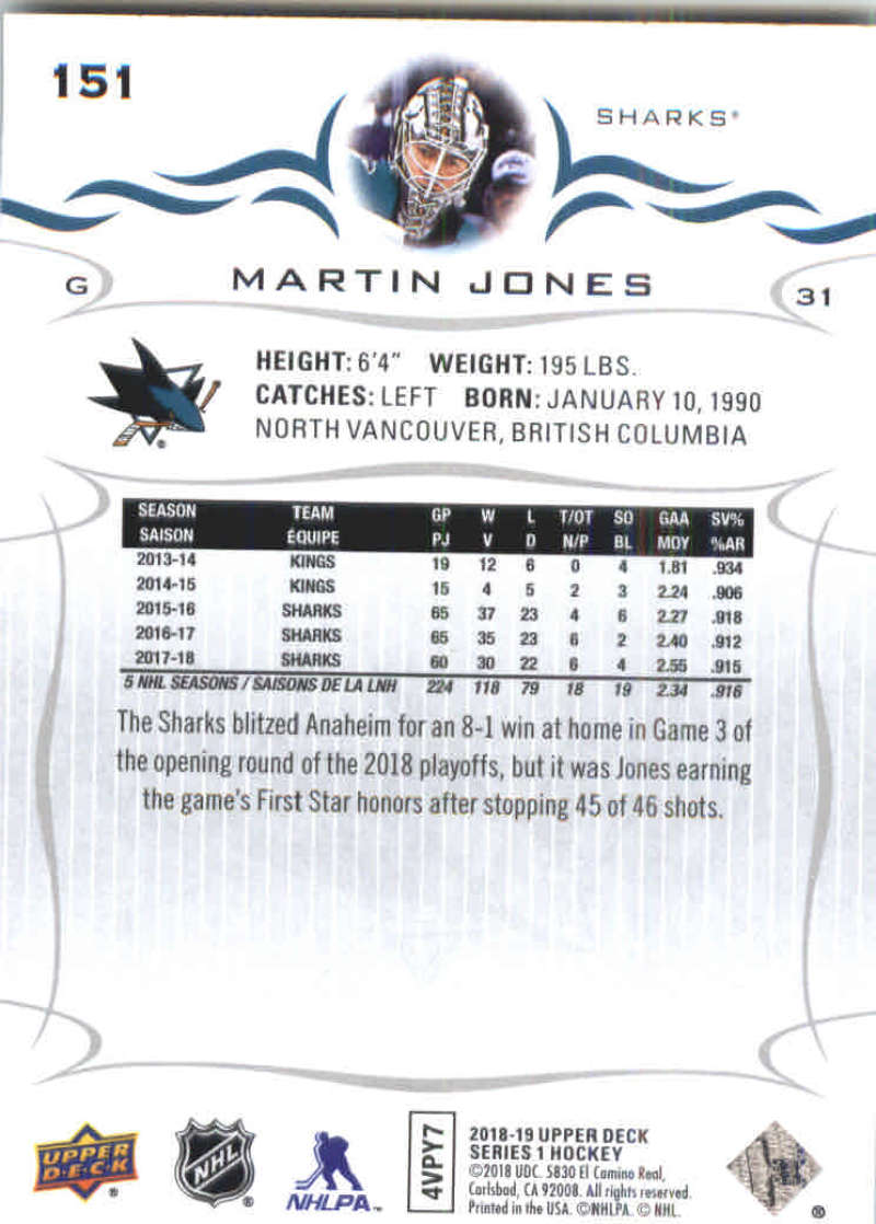 2018-19-Upper-Deck-Hockey-Series-1-Pick-A-Player thumbnail 301