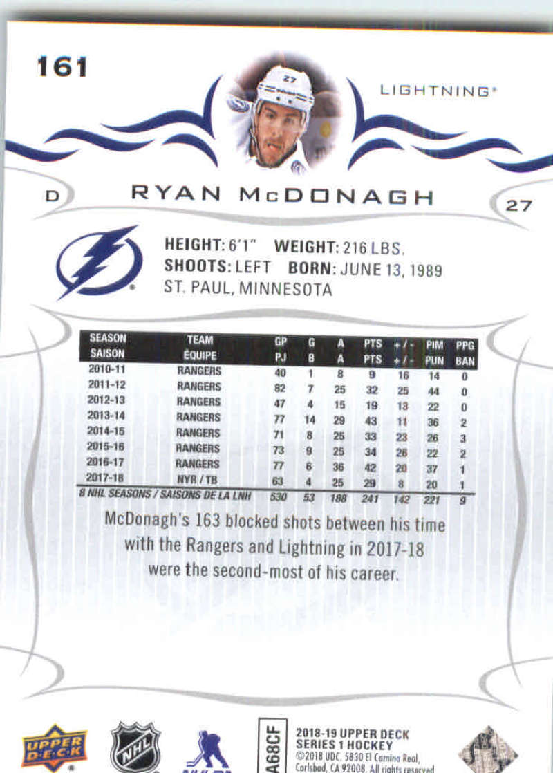 2018-19-Upper-Deck-Hockey-Base-w-Young-Guns-RC-1-250-Pick-Your-Cards-Lot thumbnail 323