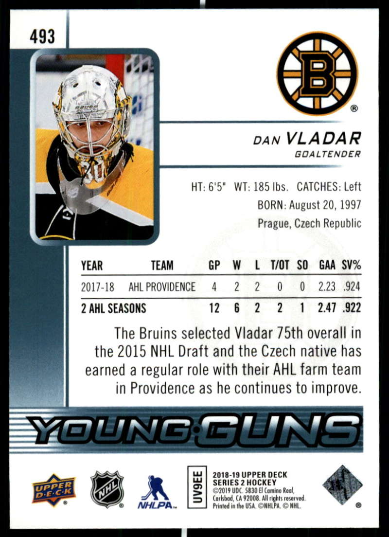2018-19-Upper-Deck-Series-2-NHL-Hockey-Young-Guns-Base-Singles-Pick-Your-Cards miniature 79