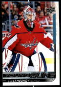2018-19 Upper Deck NHL Series 2 Young Guns #463 Ilya Samsonov RC Rookie Card Washington Capitals