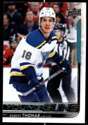 2018-19 Upper Deck NHL Series 2 Young Guns #472 Robert Thomas RC Rookie Card St. Louis Blues
