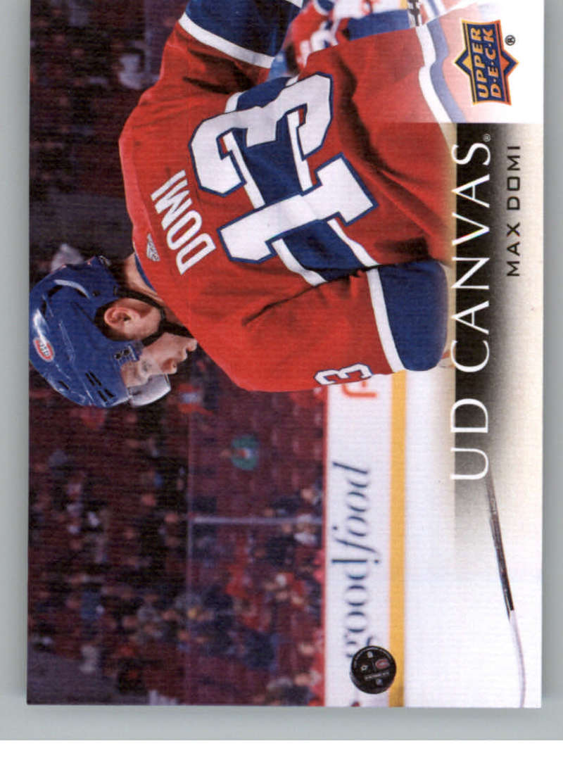 2018-19-Upper-Deck-CANVAS-Hockey-Series-1-amp-2-Vets-Young-Guns-RC-Pick-Yer-Cards miniature 220