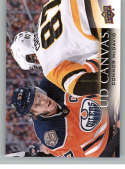 2018-19 Upper Deck Hockey Canvas #C149 Connor McDavid Edmonton Oilers  Official UD NHL Card
