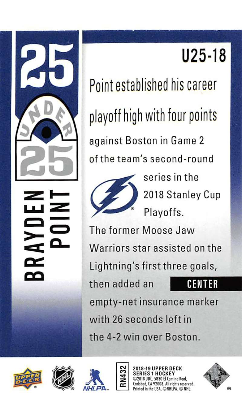 2018-19-Upper-Deck-UD-Hockey-NHL-Series-1-Insert-Pick-Your-Cards-Lot-Finish-Set thumbnail 42