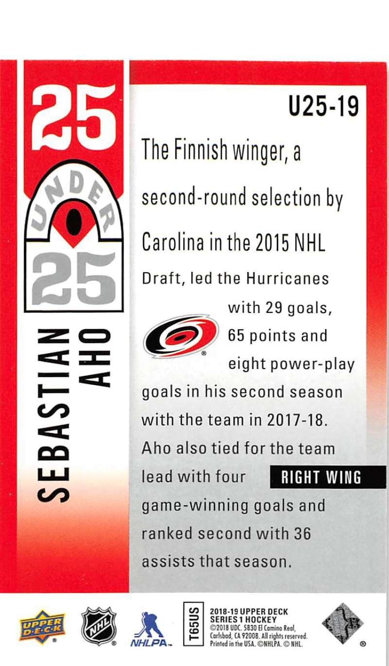 2018-19-Upper-Deck-UD-Hockey-NHL-Series-1-Insert-Pick-Your-Cards-Lot-Finish-Set thumbnail 44