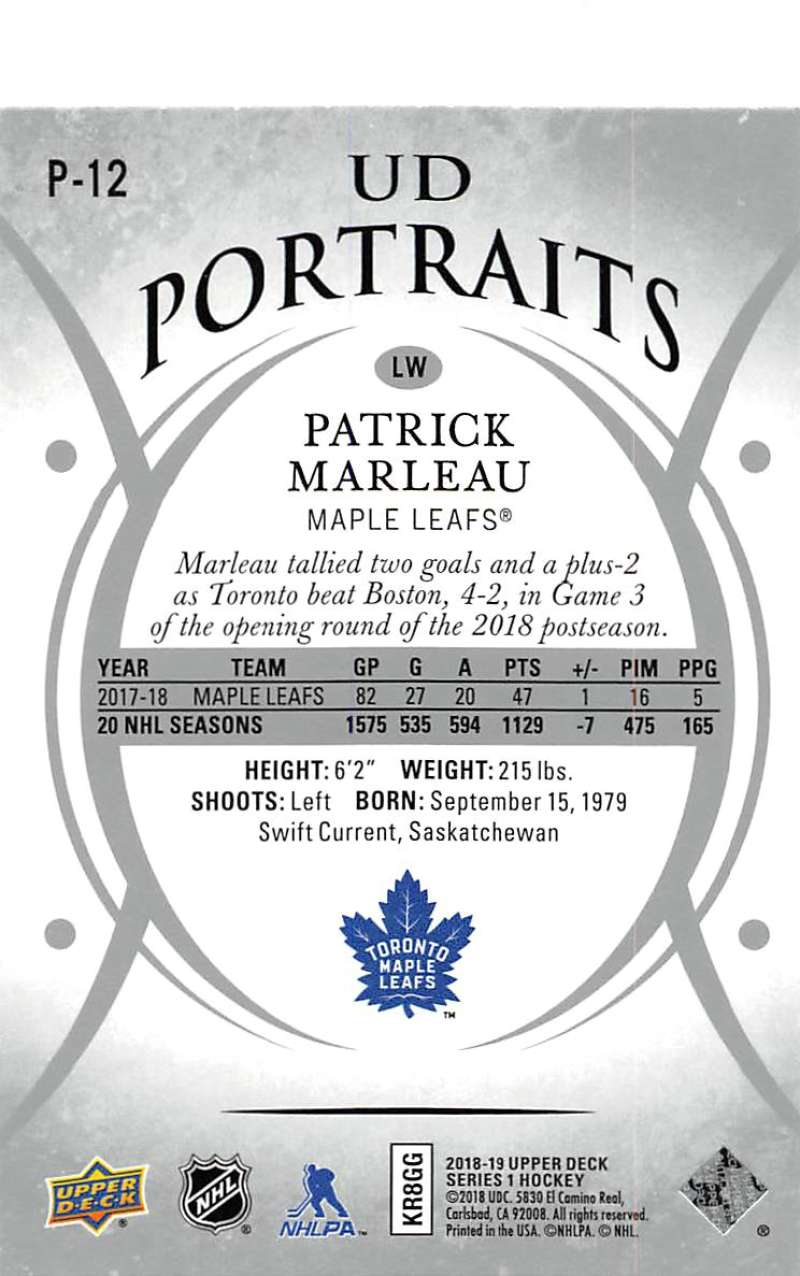 2018-19-Upper-Deck-Series-1-NHL-Hockey-Insert-Singles-Pick-Your-Cards miniature 19