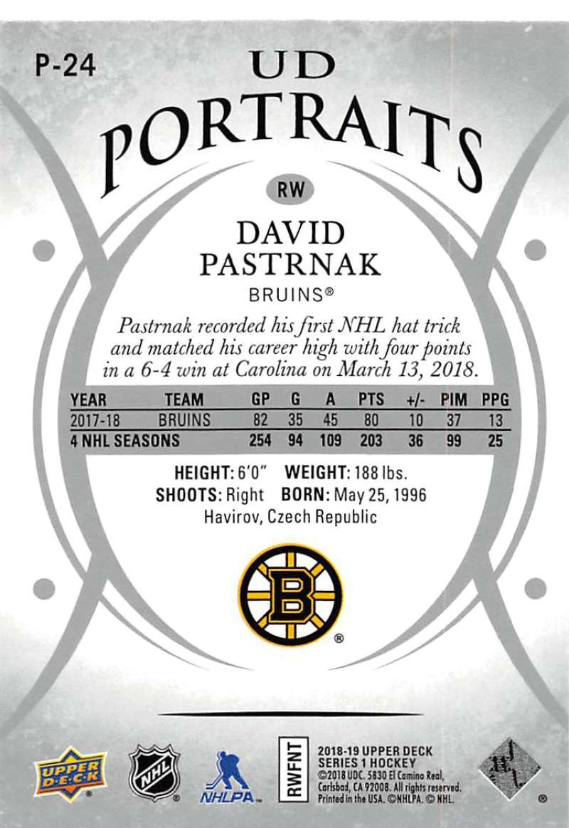 2018-19-Upper-Deck-Series-1-NHL-Hockey-Insert-Singles-Pick-Your-Cards miniature 39
