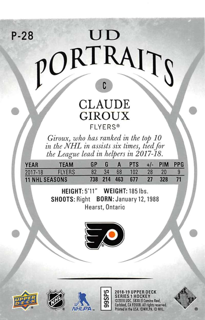 2018-19-Upper-Deck-Series-1-NHL-Hockey-Insert-Singles-Pick-Your-Cards miniature 47