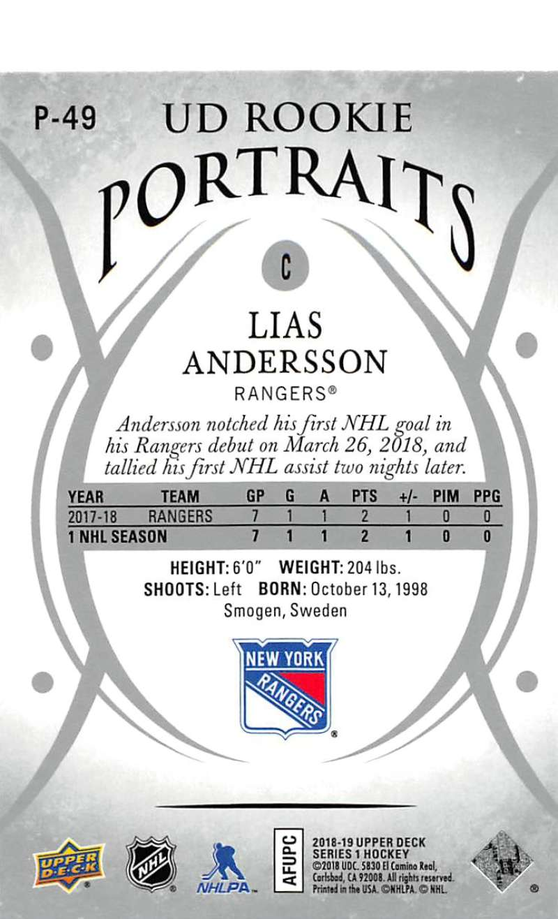 2018-19-Upper-Deck-Series-1-NHL-Hockey-Insert-Singles-Pick-Your-Cards miniature 79