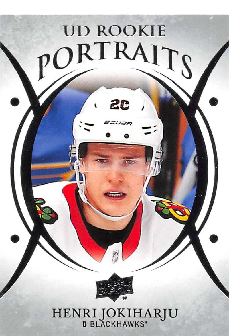 2018-19-Upper-Deck-UD-Rookie-Portraits-RC-Hockey-Cards-You-Pick miniature 18