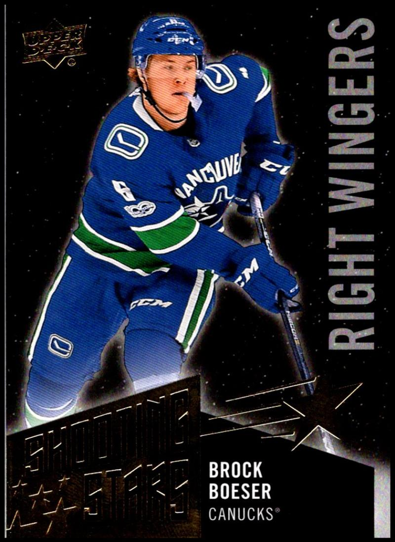 2018-19-Upper-Deck-Shooting-Stars-Blue-or-Black-Insert-Cards-Pick-From-List thumbnail 76