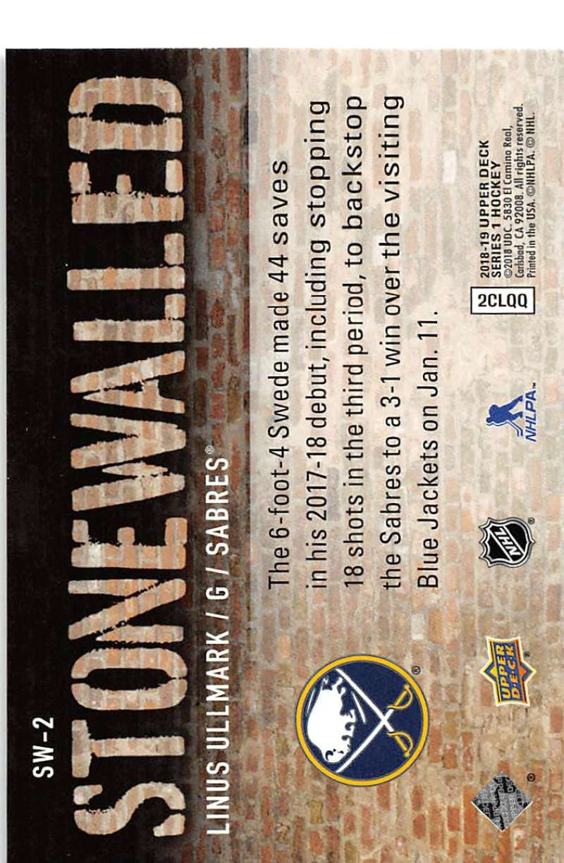 2018-19-Upper-Deck-UD-Hockey-NHL-Series-1-Insert-Pick-Your-Cards-Lot-Finish-Set thumbnail 117