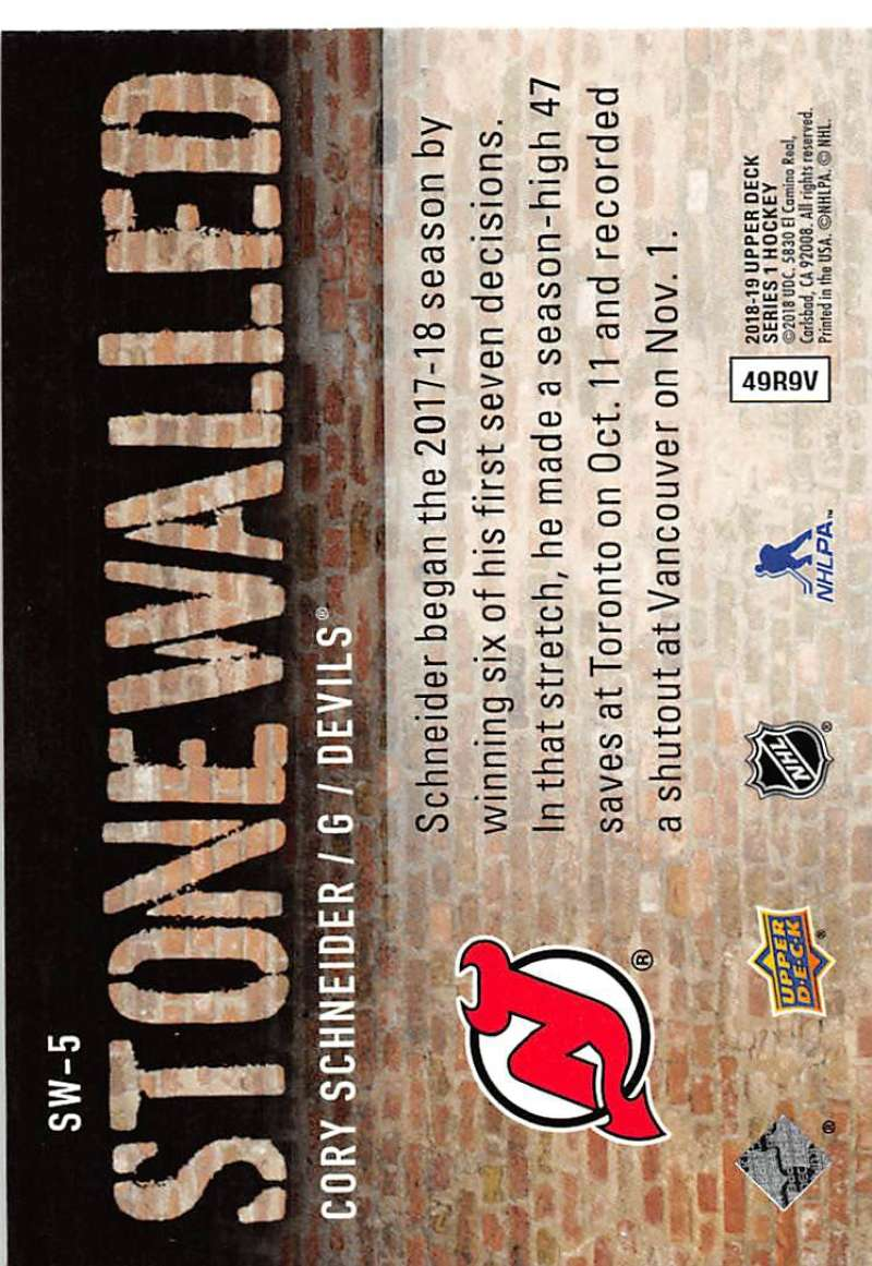 2018-19-Upper-Deck-UD-Hockey-NHL-Series-1-Insert-Pick-Your-Cards-Lot-Finish-Set thumbnail 121