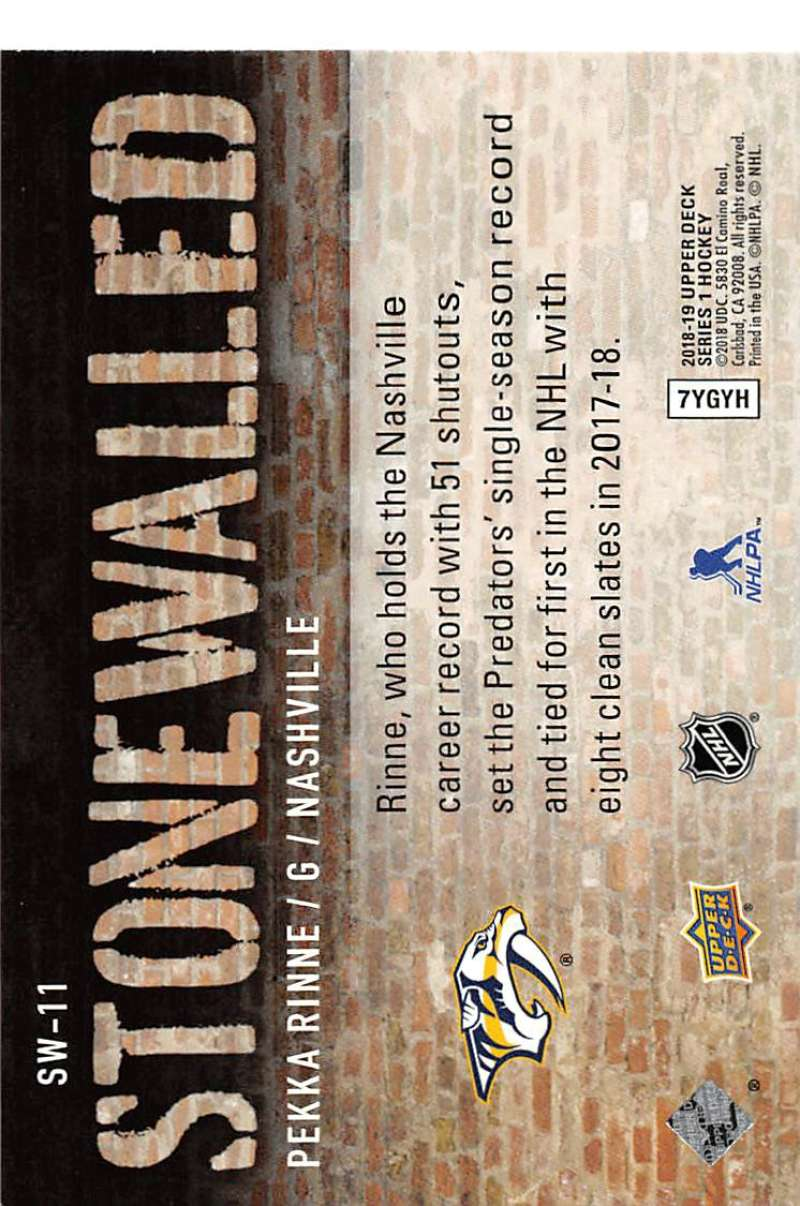 2018-19-Upper-Deck-UD-Hockey-NHL-Series-1-Insert-Pick-Your-Cards-Lot-Finish-Set thumbnail 133