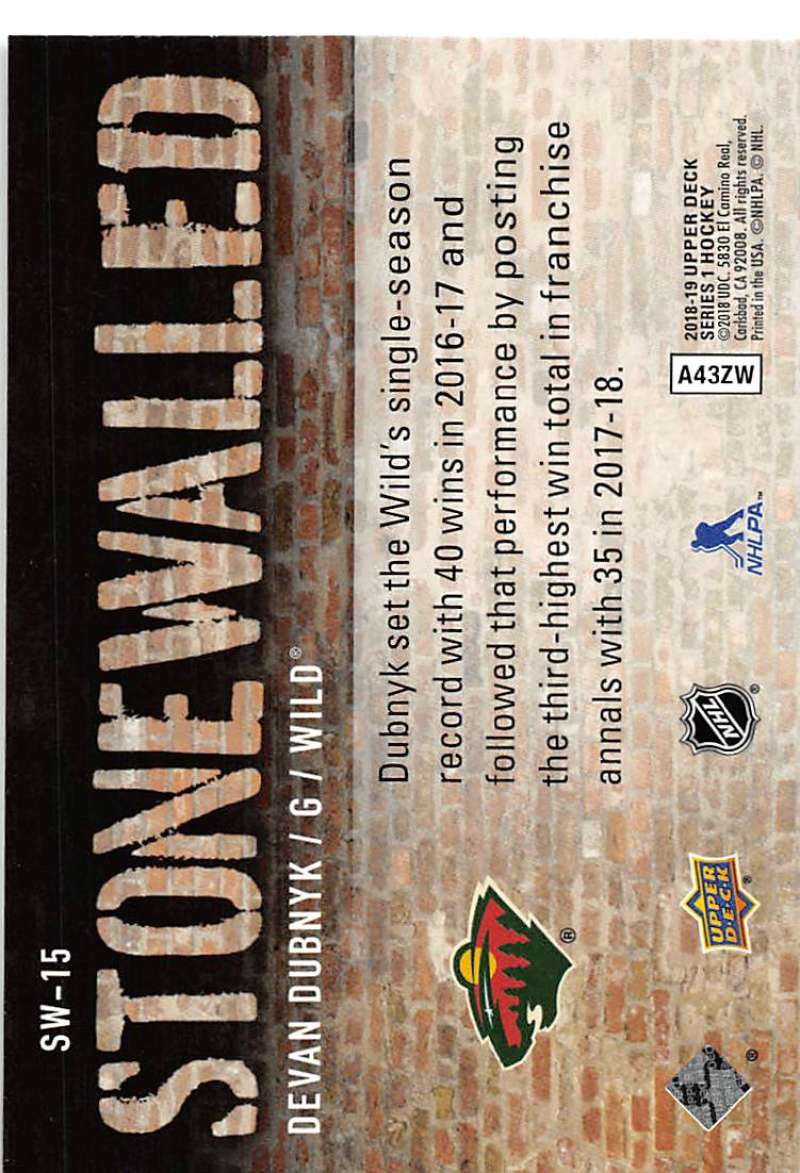2018-19-Upper-Deck-UD-Hockey-NHL-Series-1-Insert-Pick-Your-Cards-Lot-Finish-Set thumbnail 141