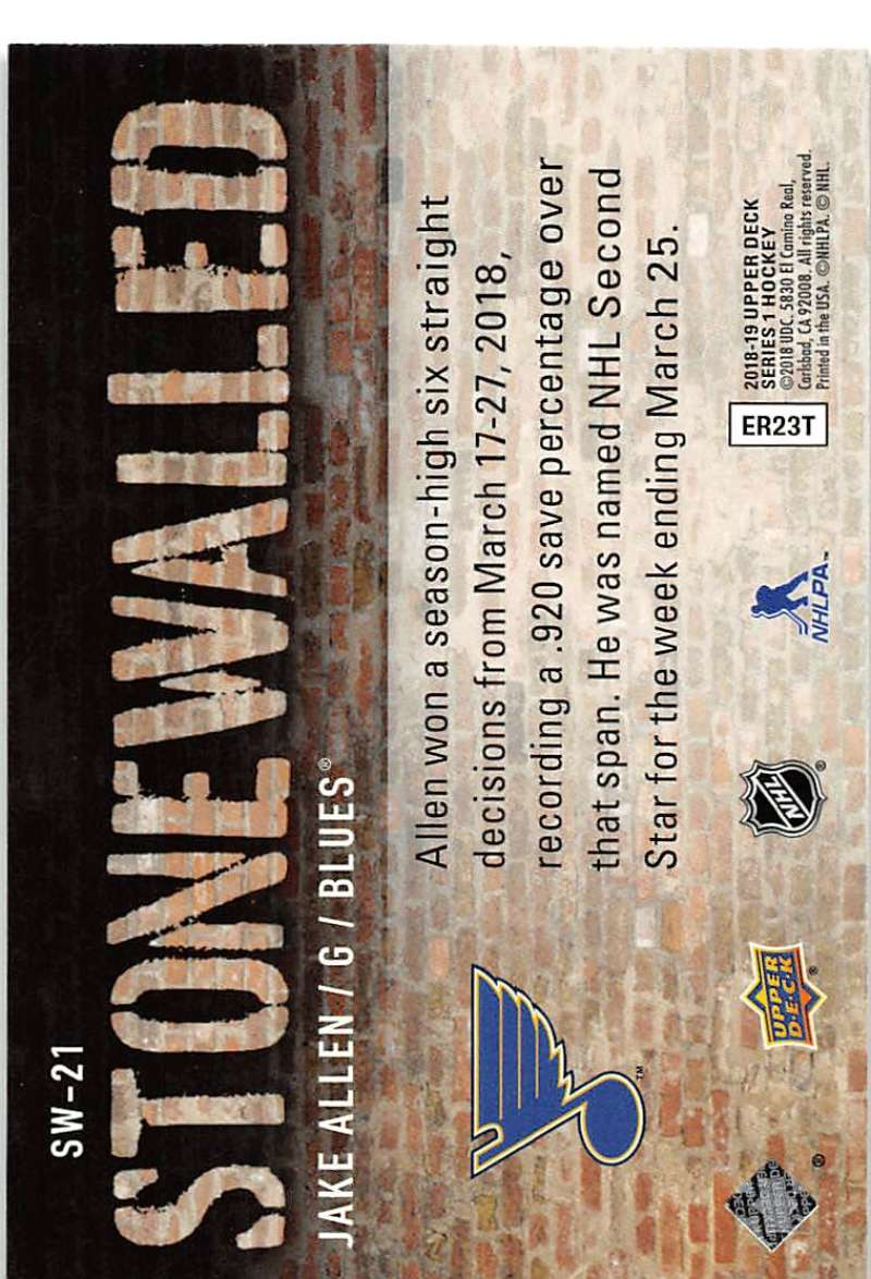 2018-19-Upper-Deck-UD-Hockey-NHL-Series-1-Insert-Pick-Your-Cards-Lot-Finish-Set thumbnail 153