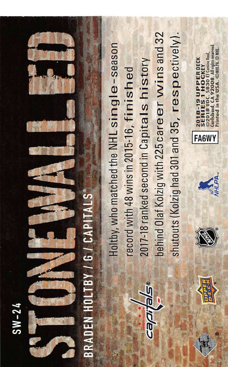 2018-19-Upper-Deck-UD-Hockey-NHL-Series-1-Insert-Pick-Your-Cards-Lot-Finish-Set thumbnail 159
