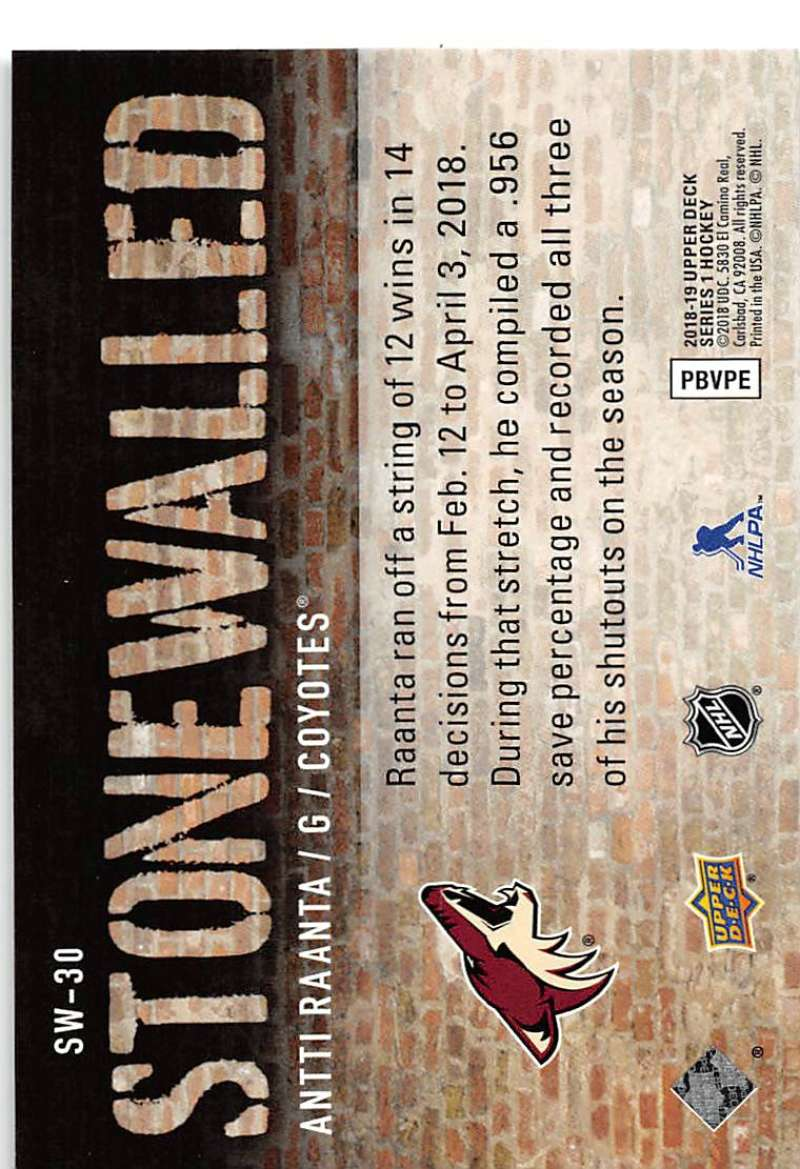 2018-19-Upper-Deck-UD-Hockey-NHL-Series-1-Insert-Pick-Your-Cards-Lot-Finish-Set thumbnail 169