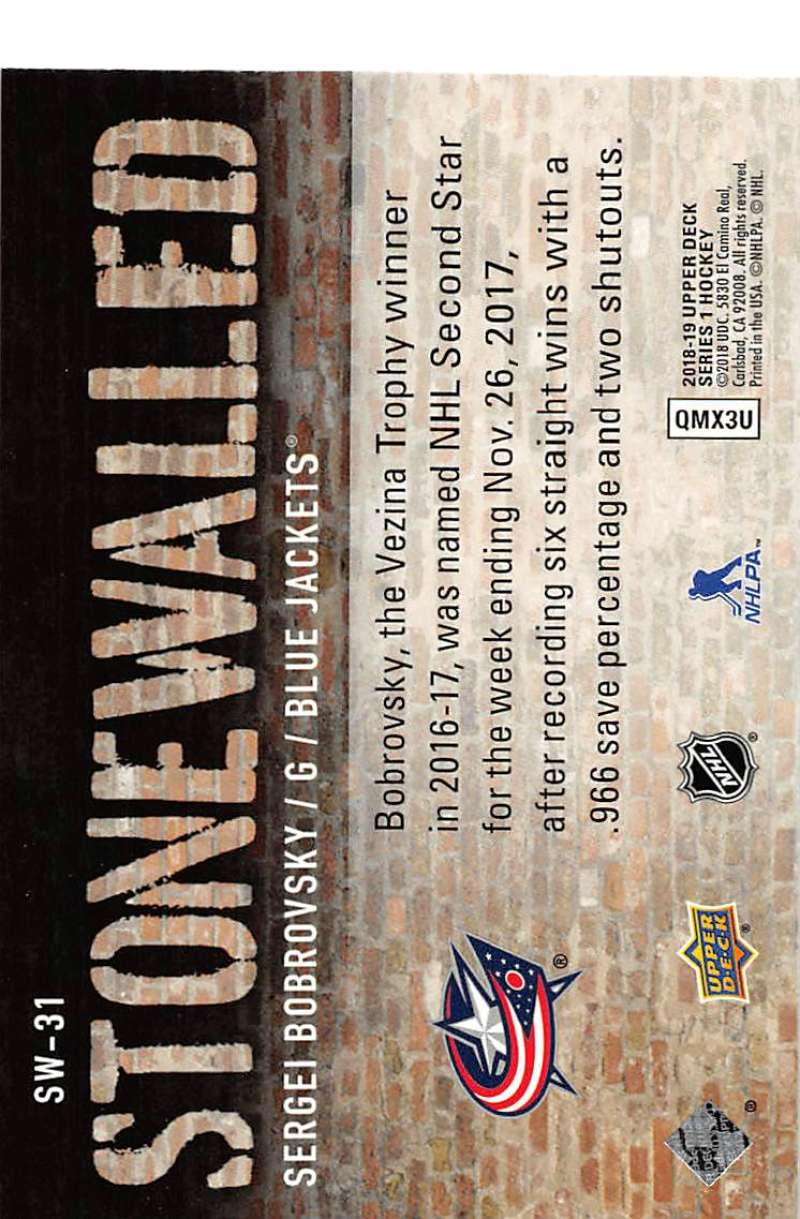 2018-19-Upper-Deck-UD-Hockey-NHL-Series-1-Insert-Pick-Your-Cards-Lot-Finish-Set thumbnail 171