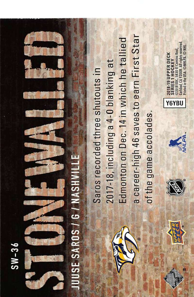 2018-19-Upper-Deck-UD-Hockey-NHL-Series-1-Insert-Pick-Your-Cards-Lot-Finish-Set thumbnail 181