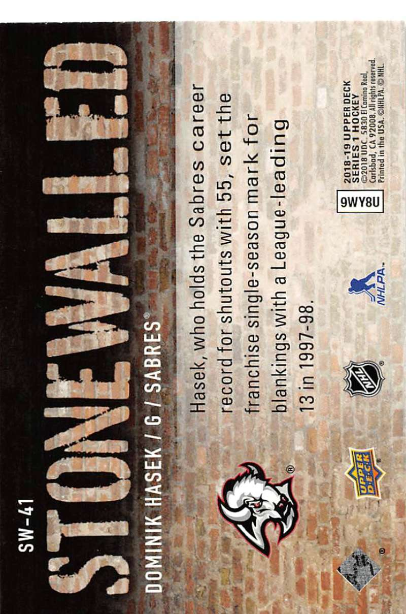 2018-19-Upper-Deck-UD-Hockey-NHL-Series-1-Insert-Pick-Your-Cards-Lot-Finish-Set thumbnail 189