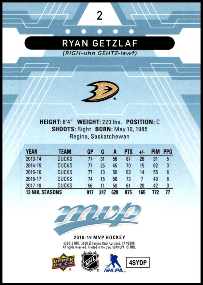 2018-19-Upper-Deck-MVP-Blue-Factory-Set-Parallels-Pick-From-List-With-Rookies miniature 5