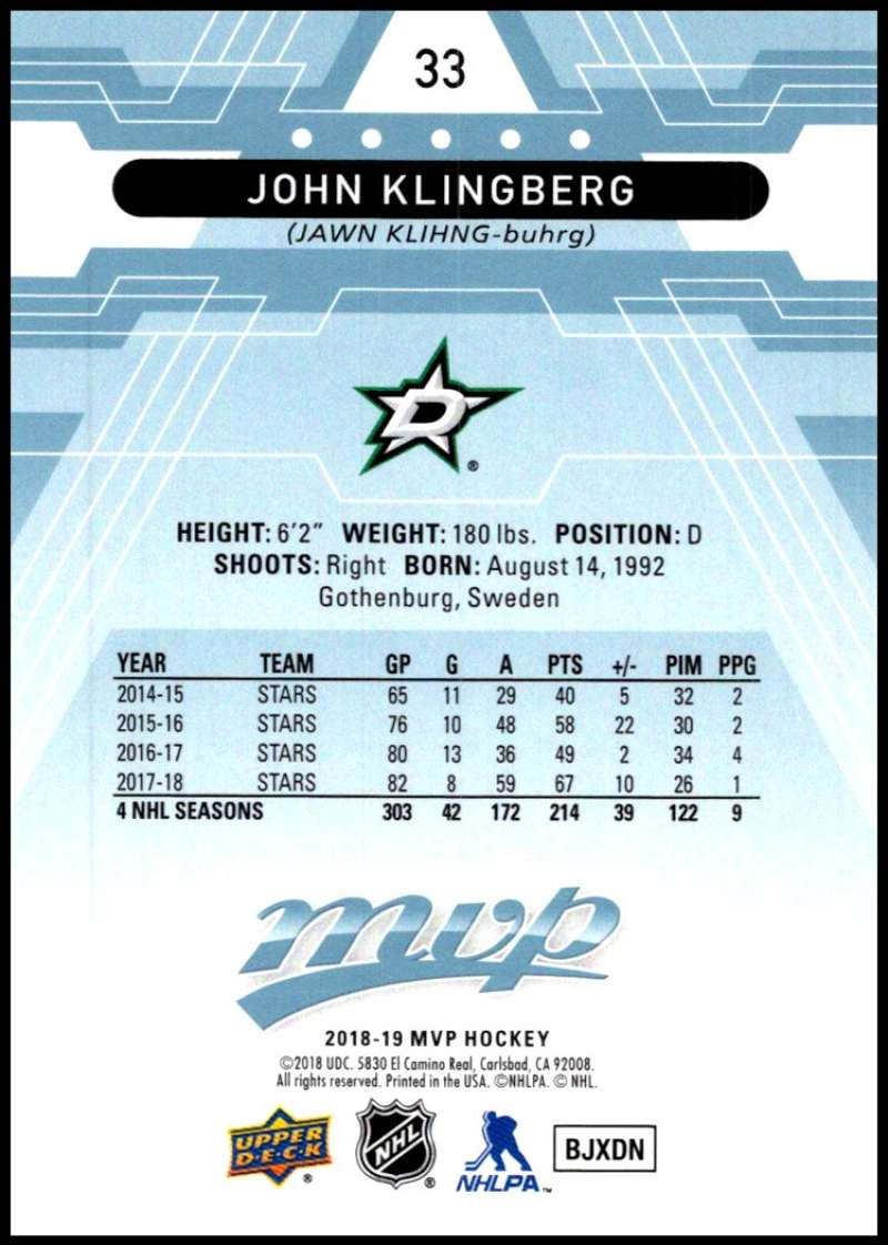 2018-19-Upper-Deck-MVP-Blue-Factory-Set-Parallels-Pick-From-List-With-Rookies miniature 67