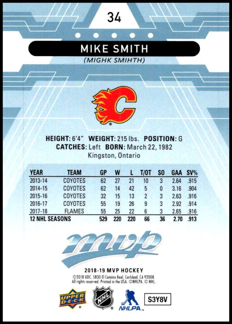 2018-19-Upper-Deck-MVP-Blue-Factory-Set-Parallels-Pick-From-List-With-Rookies miniature 69